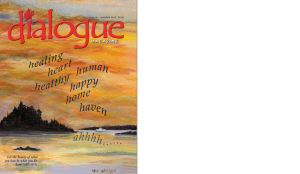 Magazine Dialogue